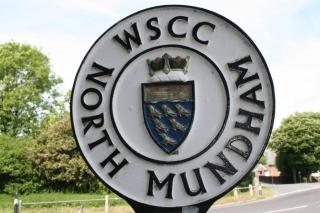 North Mundham Signpost