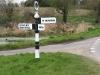 junction of Runcton Lane and Bowley Lane