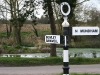 finger post sign South Mundham