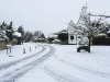 Manor Lane, South Mundham in Winter 2010